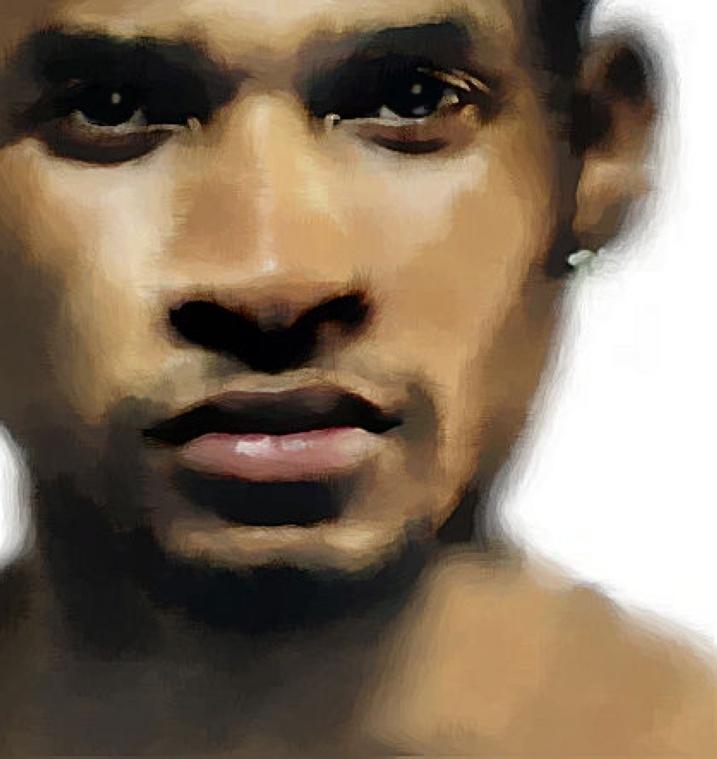 Usher by brainfree